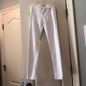 Flying Monkey white skinny jeans